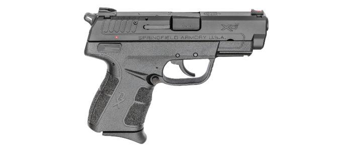 pistole compatte springfield armory xd-e con canna più lunga
