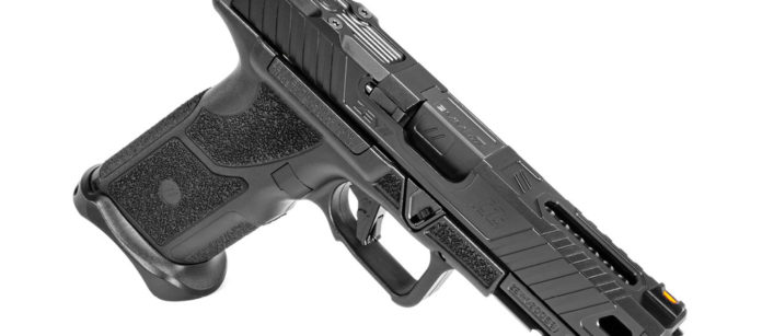zev oz-9 pistola modulare