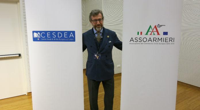 Antonio Bana presidente di Assoarmieri