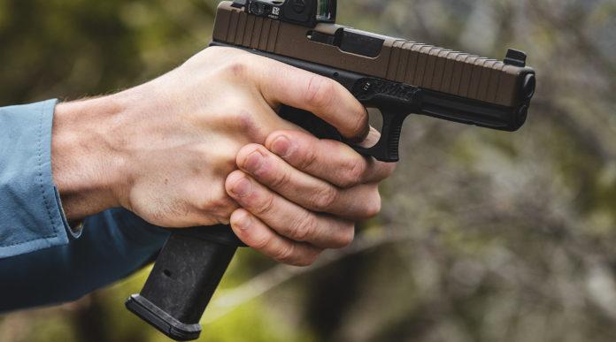 caricatore da 27 colpi per pistole Glock 9 mm Magpul PMAG 27 GL9