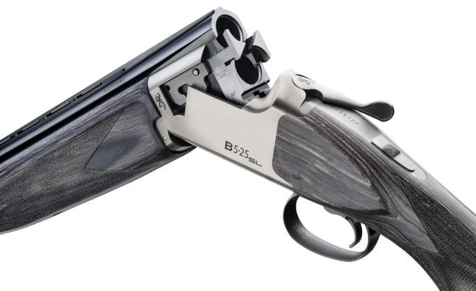 Browning B525 Sporter Laminated Adjustable, fucile sovrapposto da tiro aperto