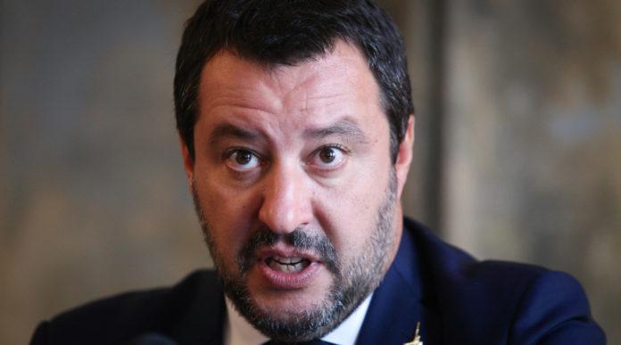 Matteo Salvini più armi in Italia