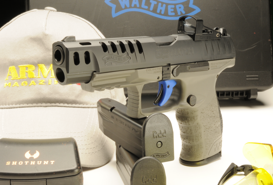 Walther Ppq Q5 Combo 9x21