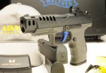 Walther Ppq Q5 Match Combo, la prova a fuoco