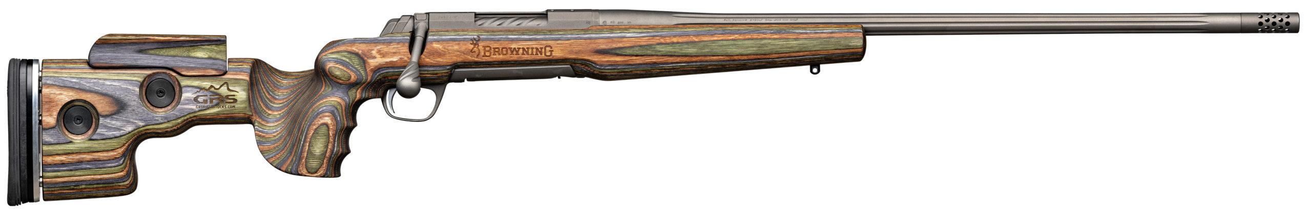 X-Bolt Pro Long Range GRS Browning