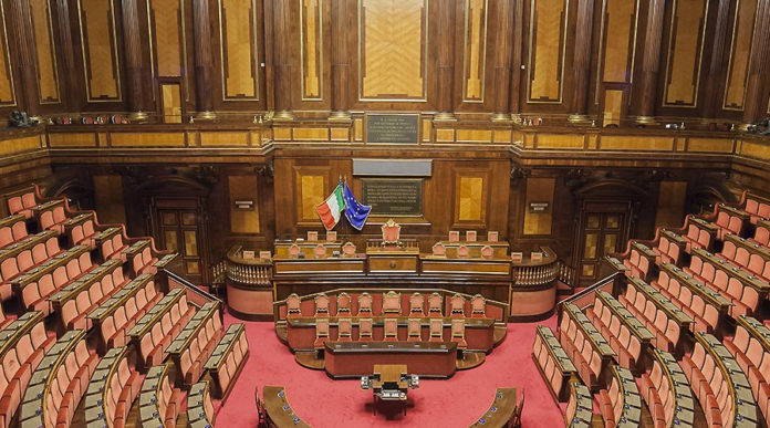 legittima difesa al senato