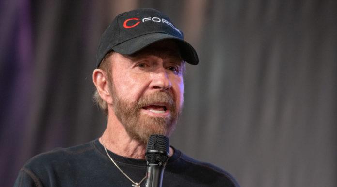 Chuck Norris nuovo testimonial di Glock
