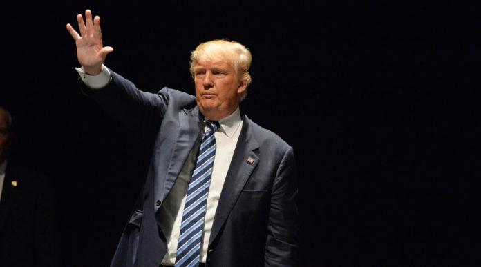 Trump alla convention dell'Nra