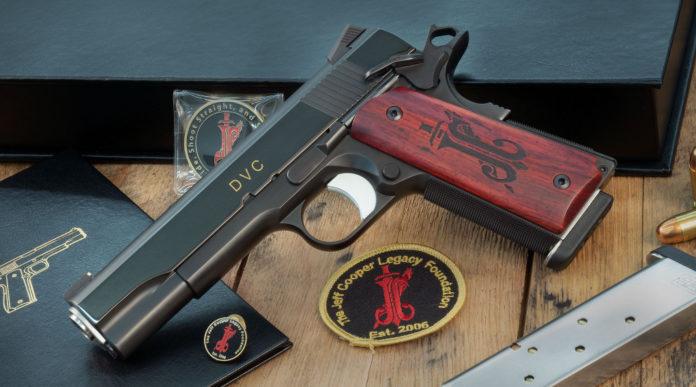 pistola da collezione ed brown jeff cooper