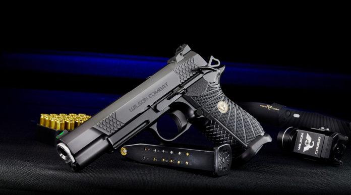 pistola da difesa e per il tiro sportivo Wilson Combat EDC X9L