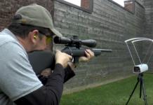Gsg W&S Xocet rifle Carbon fibre cal. 22 Lr, la prova a fuoco