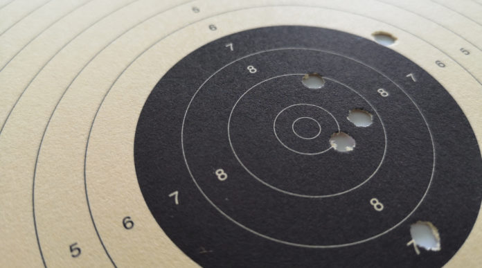 bersaglio gara con armi ex ordinanza
