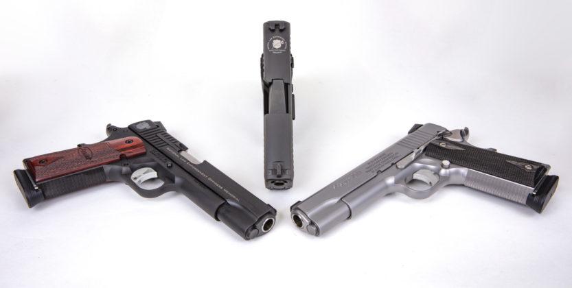 pistola commemorativa sig sauer nleomf