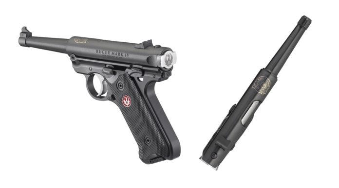 pistola da collezione Ruger Mark IV 70th Anniversary
