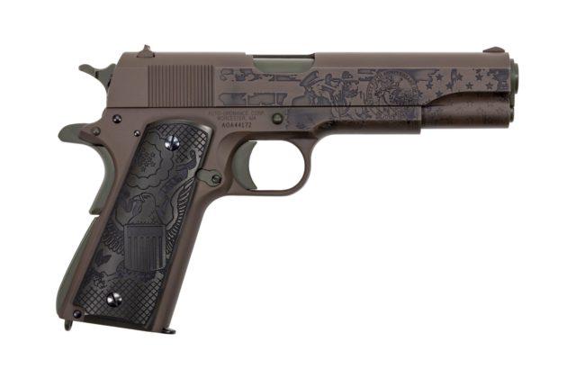 pistola da collezione auto ordnance the general 1911