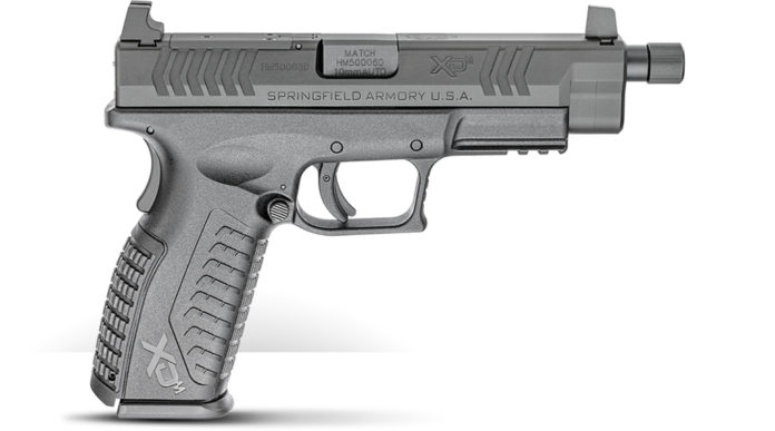 pistola optics ready Springfield Armory XD-M OSP