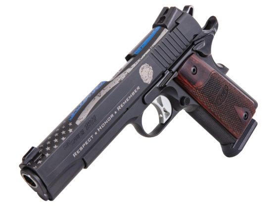 pistola sig sauer nleomf 1911