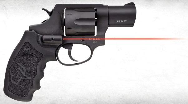 revolver da difesa Taurus 856 impugnatura laser
