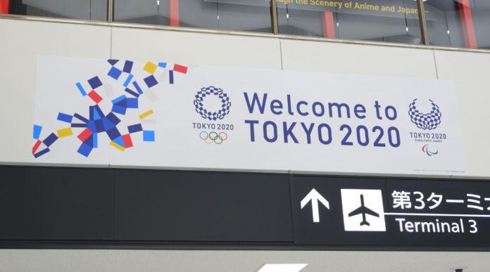 tokyo 2020 carta olimpica per i giochi