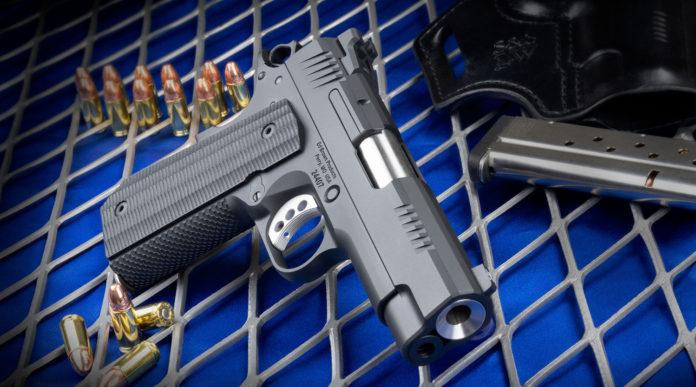 Ed Brown KC9 LW, la pistola leggera in 9 mm