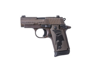 P238 spartan ii sig sauer pistola microcompatta