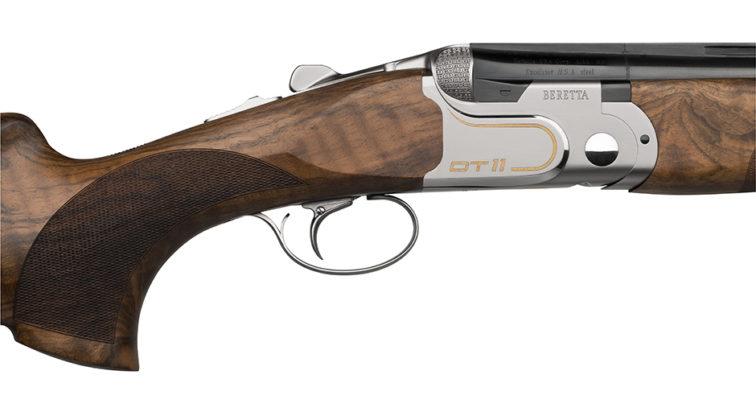 bascula del fucile da tiro in edizione limitata beretta dt11 gold