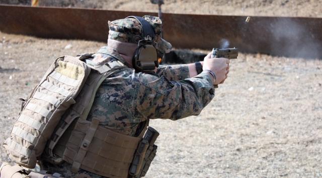 nuova pistola dei marine sig sauer m18