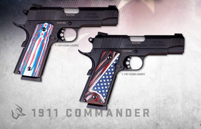 pistola da collezione taurus 1911 commander independence day