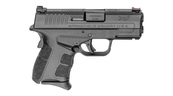 pistola per il porto occulto Springfield Armory XD-S Mod.2