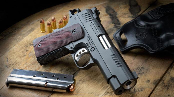 pistola per il porto occulto ed brown evo cco9