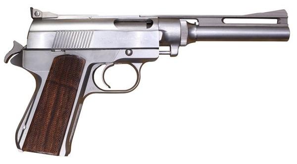 wildey survivor pistola di bronson
