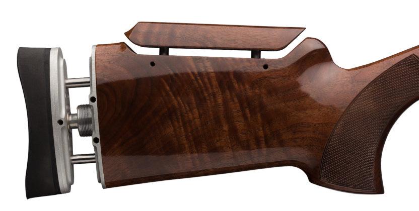 GraCoil Recoil Reduction System del fucile browning citori trap 725 max: così si può regolare la lenght of pull