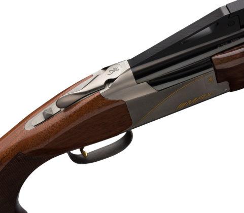 codolo del fucile browning citori trap 725 max