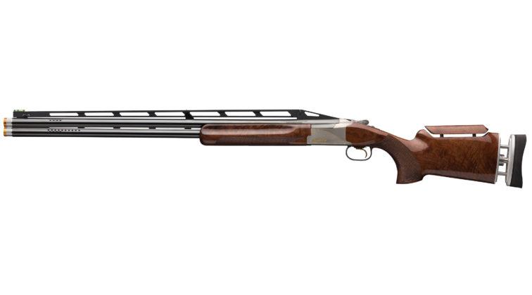 fianco sinistro del fucile browning citori trap 725 max