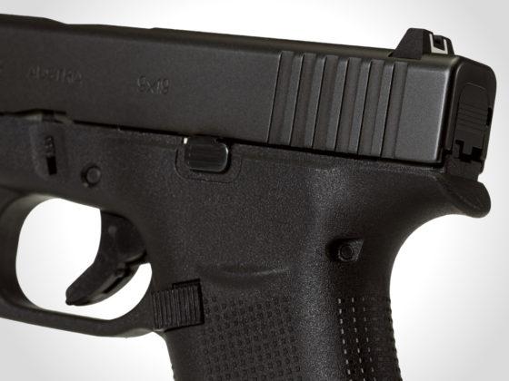 fusto e beveartail delle glock g43x e g48 black