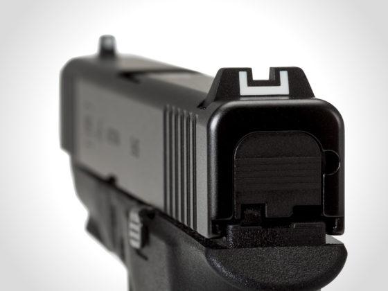 mira delle glock g43x e g48 black
