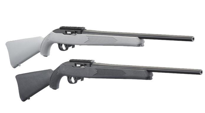 Due versioni della carabina Ruger 10/22 in edizione limitata