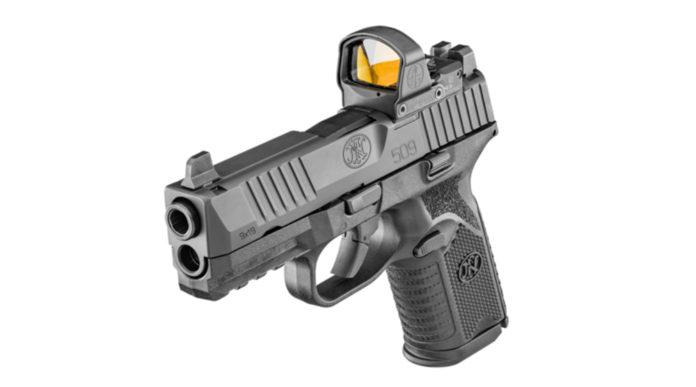 FN 509 Midsize MRD, la pistola con l'ottica pronta