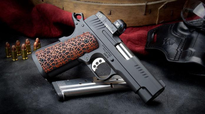 pistola per il porto quotidiano Ed Brown E9-LW