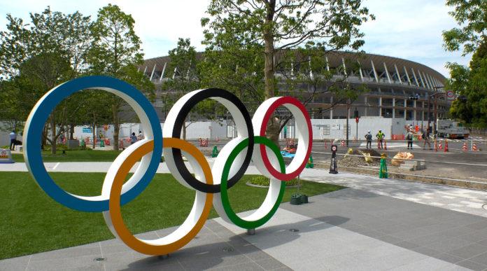 lo stadio costruito per Tokyo 2020: l'Europeo di tiro a volo è una delle ultime occasioni per conquistare le carte olimpiche