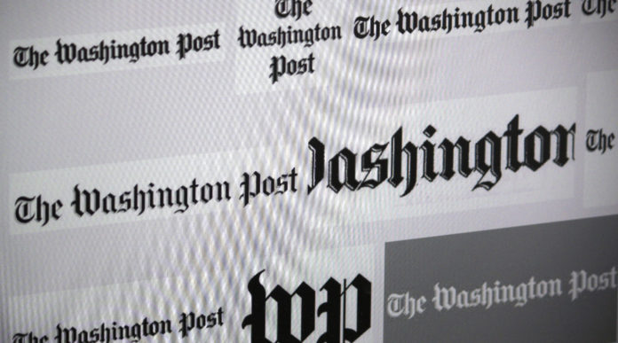 Il Washington Post dedica una pagina alla campagna contro la diffusione delle armi