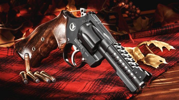 revolver custom Nighthawk Korth Ranger