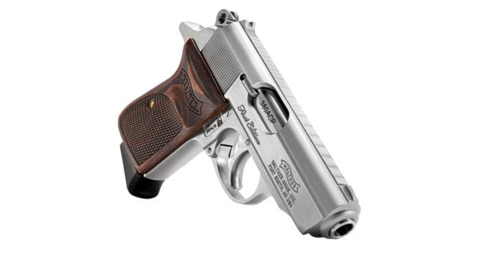 pistola da collezione Walther PPK-S First Edition