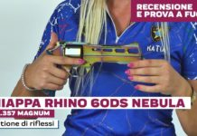 Chiappa Firearms Rhino 60DS Nebula cal. .357 Magnum, la prova a fuoco