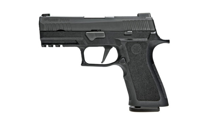 pistola sig sauer p320 xcarry