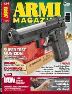 Armi Magazine novembre 2019