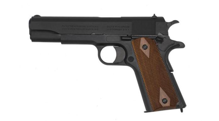 Colt M1911 Black Army, la pistola Colt in edizione limitata
