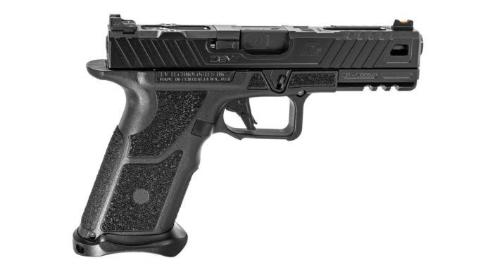 La pistola Zev O.Z-9 in Italia
