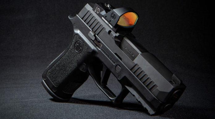 Romeo1Pro, il nuovo punto rosso per pistola Sig Sauer