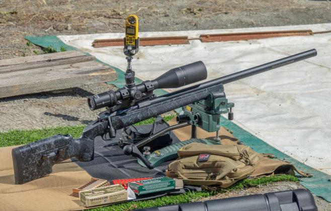 carabina sabatti tactical evo pronta al test